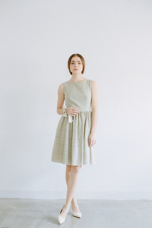 Audrey - Grey Indigo