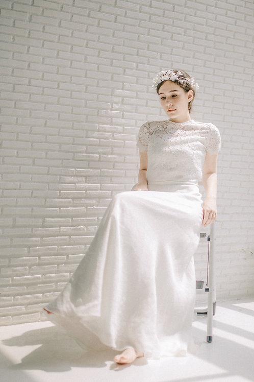 Classic Bride - White