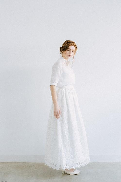 GRACE – White (skirt)