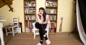 Escritora maldita, poemas bravos: Entrevista a Florencia Piedrabuena