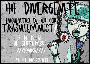 HH Divergente: primer encuentro de hip hop transfeminista