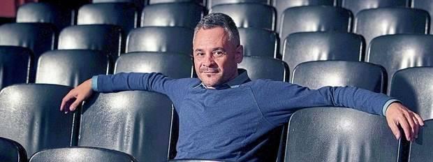 Marcelo Allasino. Director Ejecutivo del I.N.T. (Instituto Nacional del Teatro)