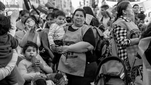 Ante la guerra: cuidado comunitario y feminista