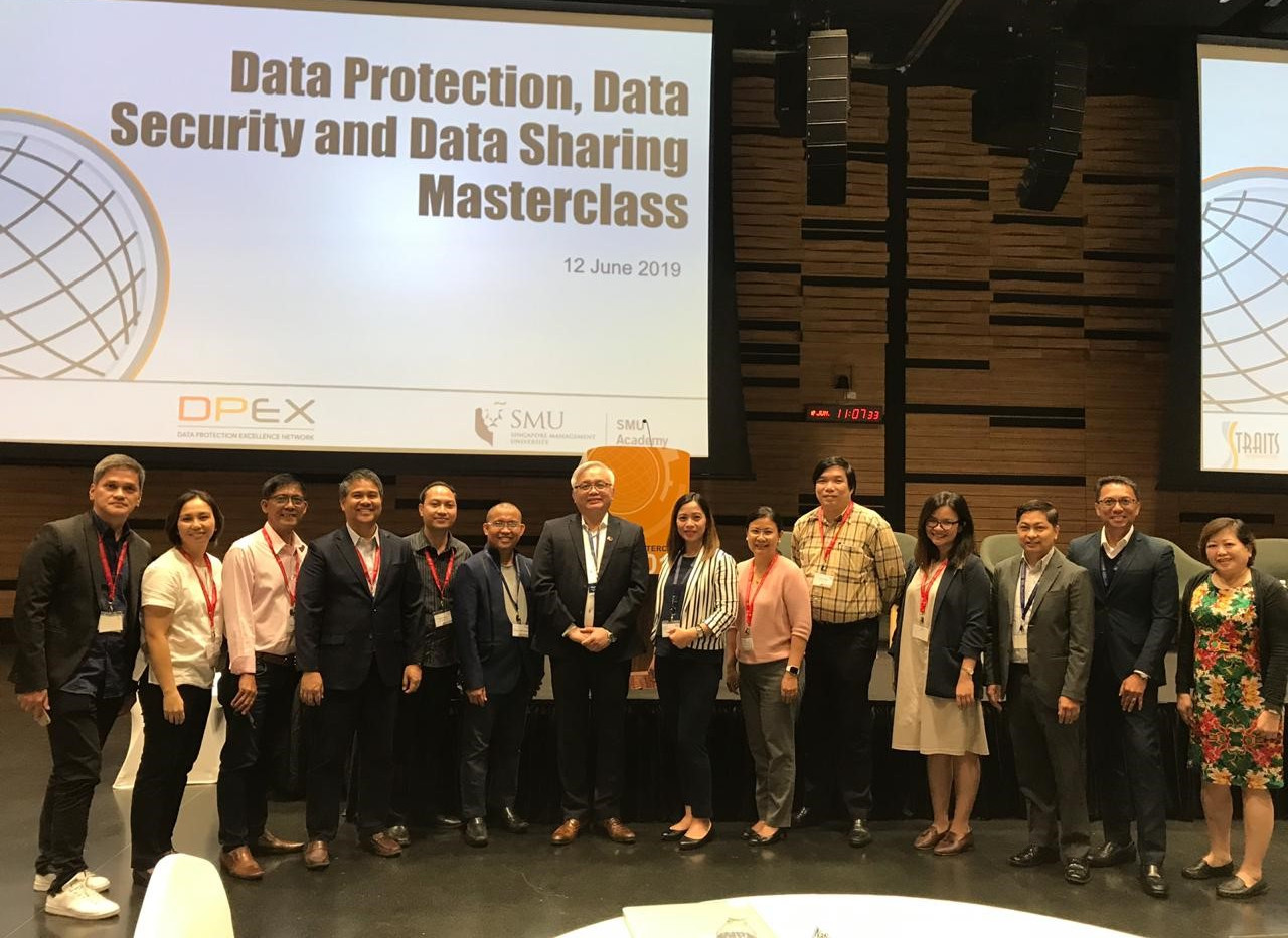 Data Protection, Data Security & Data Sharing Masterclass, June 2019