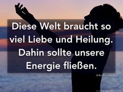 Zitat | Liebe, Heilung
