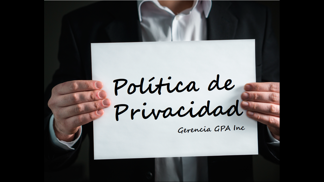 Politica GPA