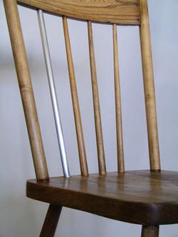 Elm Grove Chair. Detail.