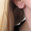 Thumbnail: Sterling Silver Round Rope Studs
