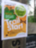 Insect trail poster