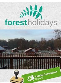 Forest Holidays logo