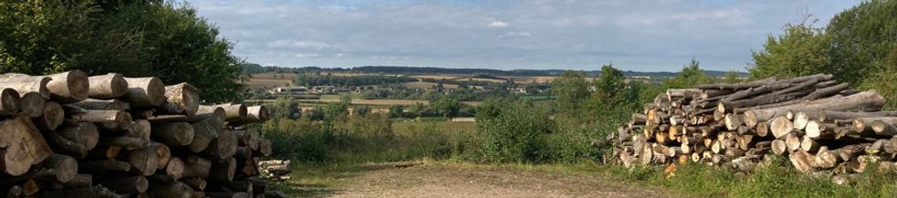 View of Tixover from Fineshade
