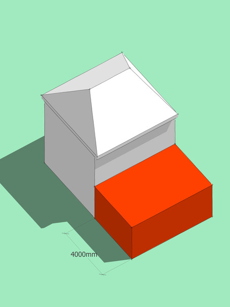 How to find out whether my extension is a Permitted Development