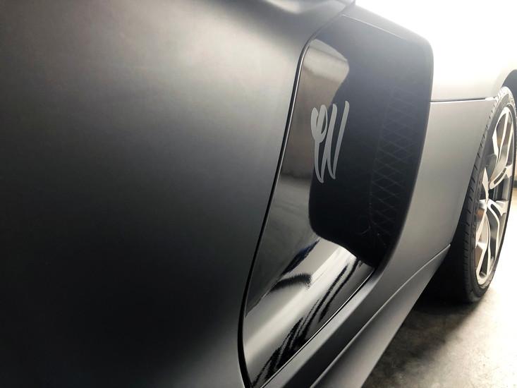 Audi - detail
