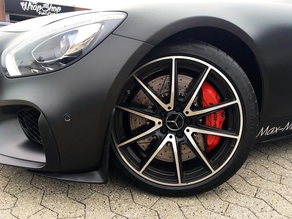 Mercedes AMG GT detail