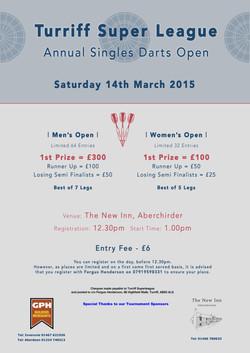 Saturday 14th March