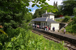 Keith to Dufftown Railway