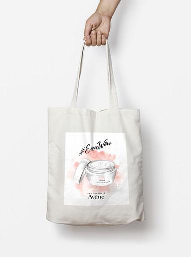 Avène Eau Thermale Tote Bag