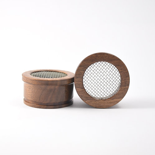 C-style Walnut - Wooden Grado Cups
