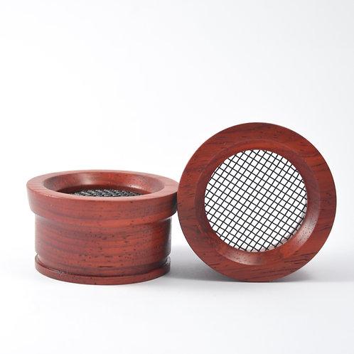 Z-style 2 Padauk - Wooden Grado Cups