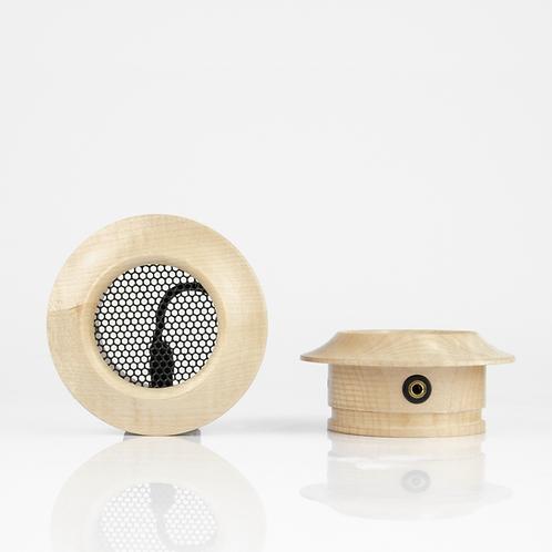 M4 Curly Maple - Wooden Grado Cups