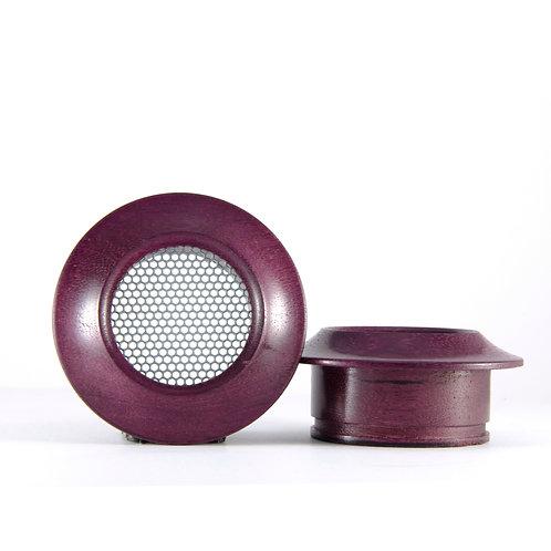 M-style 3 Purpleheart - Wooden Grado Cups