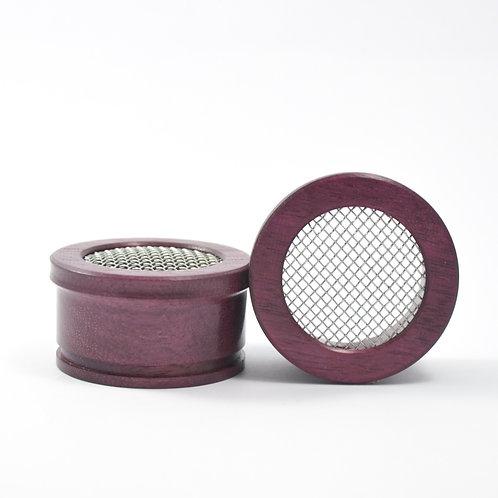 C-style Purpleheart - Wooden Grado Cups