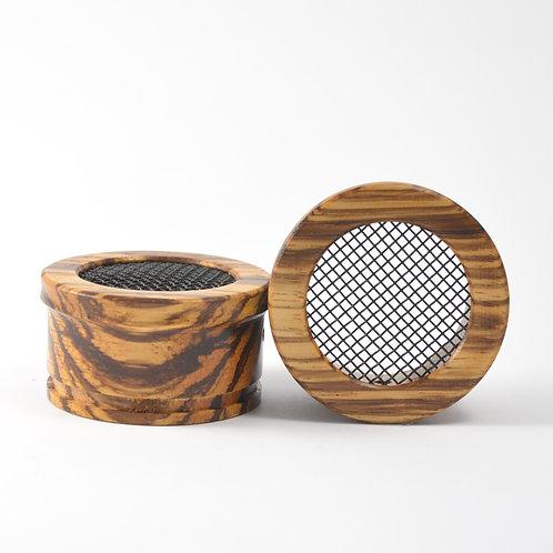 C-style Zebrawood - Wooden Grado Cups