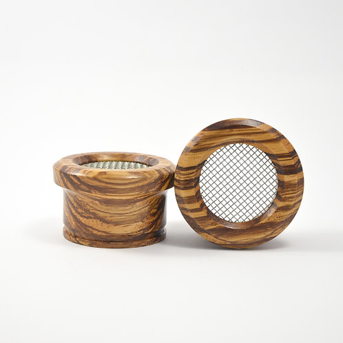 G-style Zebrawood - Wooden Grado Cups