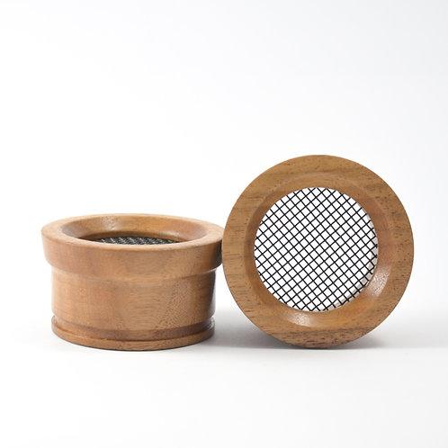 Z-style 2 Walnut - Wooden Grado Cups