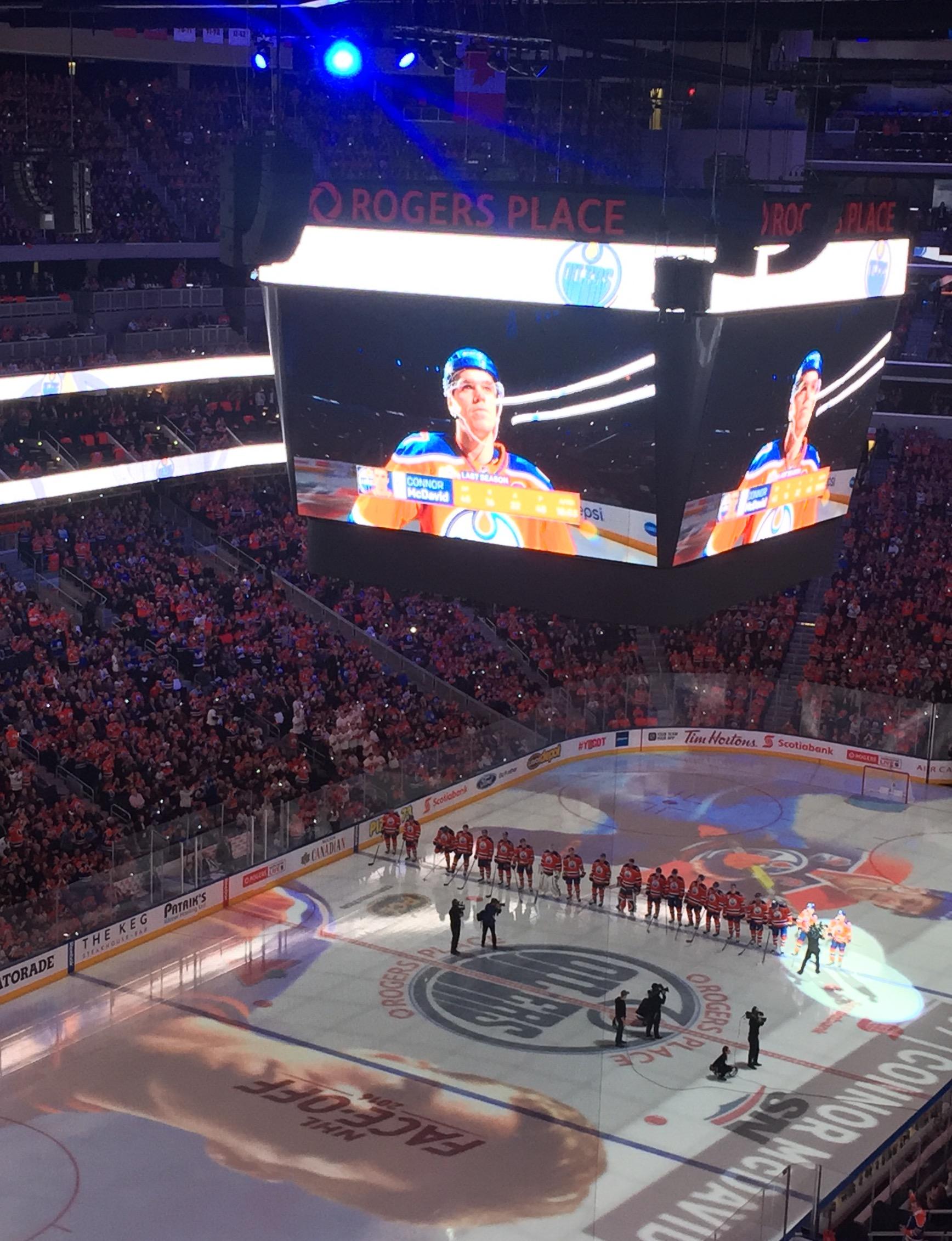 Edmonton Oilers Project