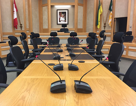 Matrix Video Communications Corp. | Edmonton | Audio-Visual Government Specialist
