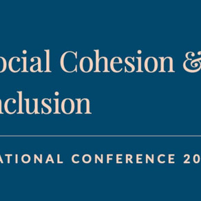 Social Cohesion & Inclusion: National Conference 2020 - Registration Now Open