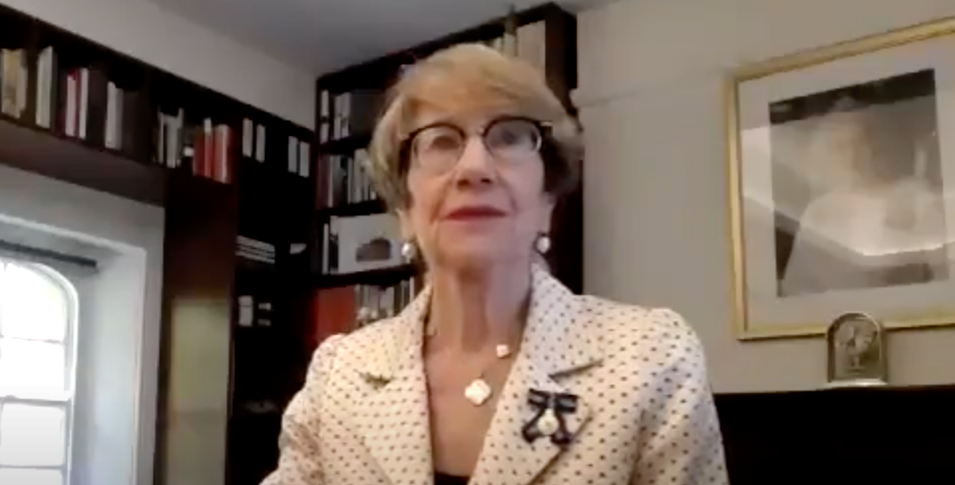 Her Excellency the Hon. Margaret Beazley