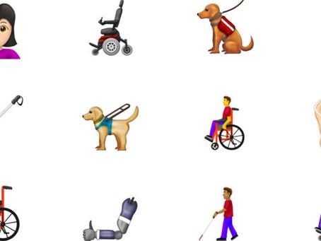 Νέα εικονίδια θα περιλαμβάνουν ανθρώπους με αναπηρίες!