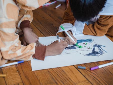 """Ψυχικά """"εμβόλια"""".Υπάρχουν; Θα μουντζούρωνες τη ζωγραφιά του παιδιού σου για να """"μάθει"""" την αδικία;"""