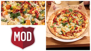 Restaurant Review Mod Pizza Vegan Style