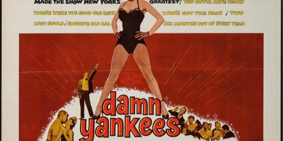 Jenks Cinema - Those Damn Yankees
