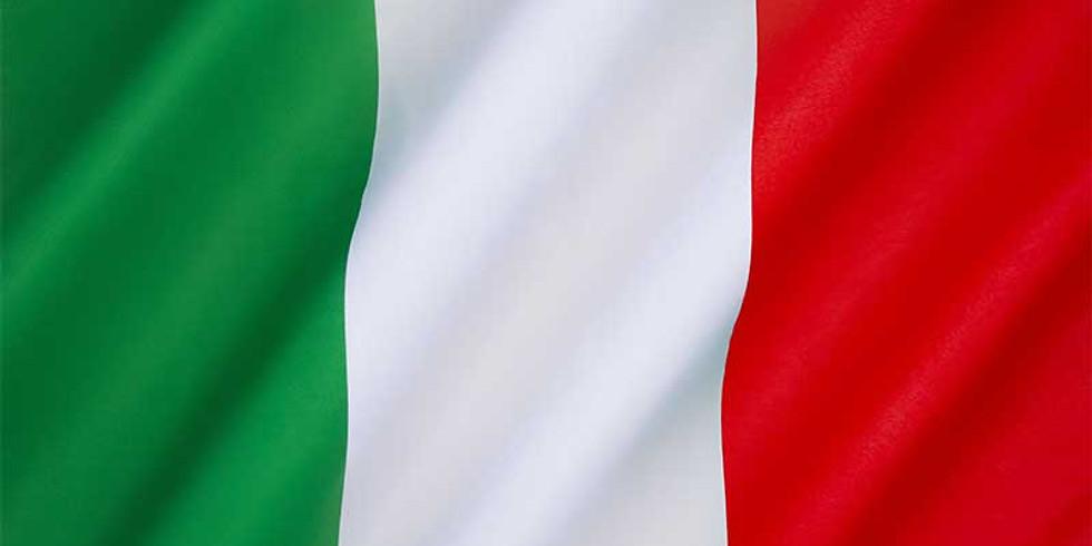 Italian Conversation - Jenks Center