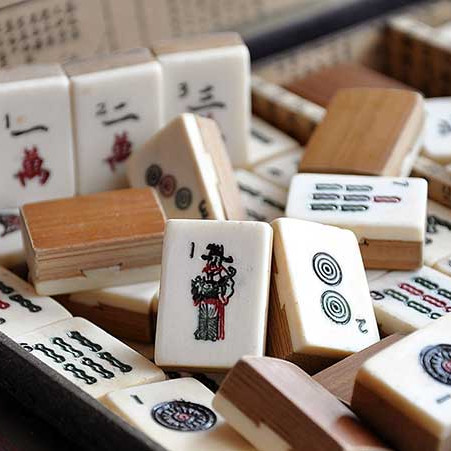 Mahjong - August Session