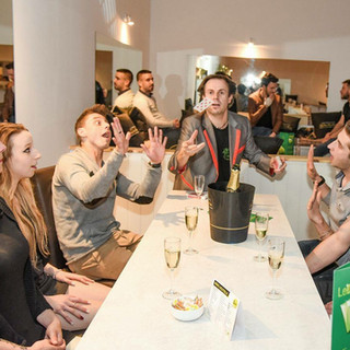 magicien vendee spectacle magie pays loire ecole boutique cours cabaret show