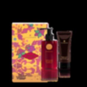 Oriental Rose Body Care Set
