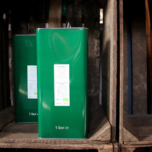 Vorbestellung Bio-Olivenöl - 5 Liter