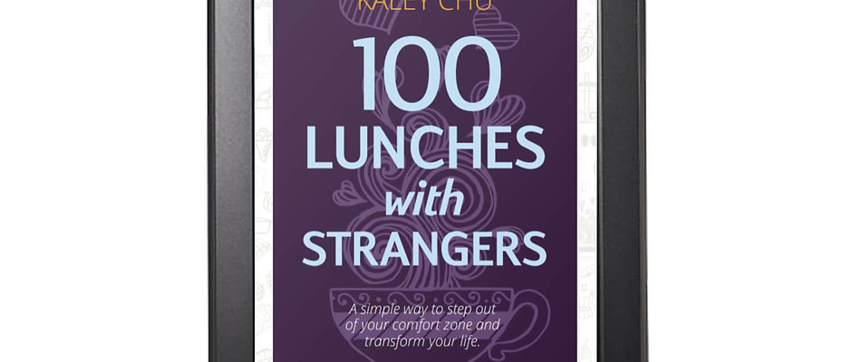 100 Lunches with strangers - eBook