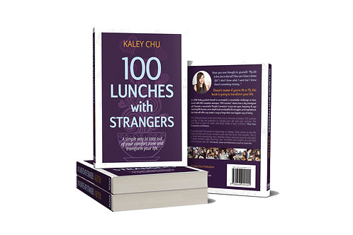 100 Lunches with strangers - Paperback