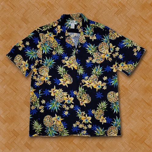 TP: Golden Pineapple (Navy)