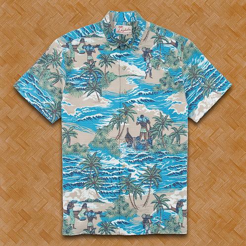 KAH: Kahana Bay (Blue)