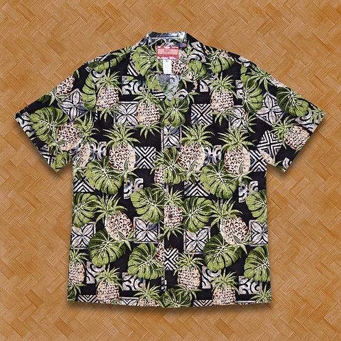 RJC: Pineapple Tapa (Black)