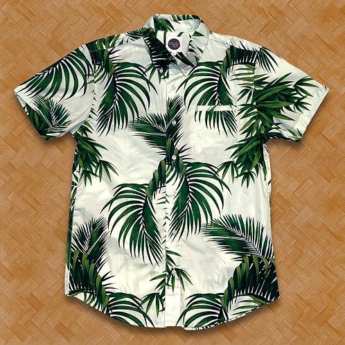 DT: Mens 'Havana Palms' (Cream)