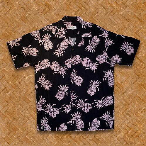 PJ: Pineapples (Black)