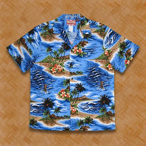 RJC: Waves Beach (Blue)